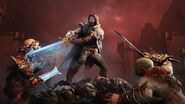 Talion and Uruk