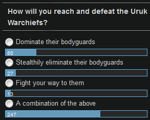 Reach and defeat warchiefs poll