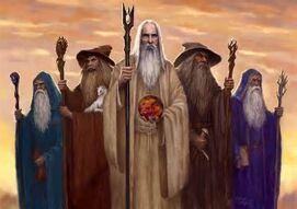 The Istari Wizards