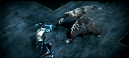 Celebrimbor fighting