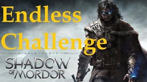 Middle Earth Shadow of Mordor - Endless Challenge 1080p HD 29k score-0