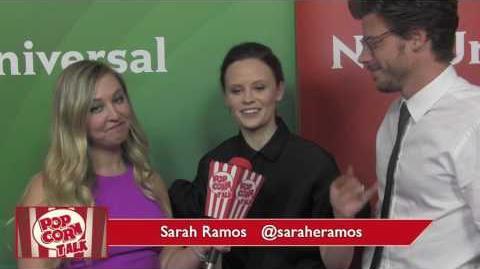 """""""Midnight, Texas"""" Cast @ NBC Universal's Summer Press Day Popcorn Talk"""
