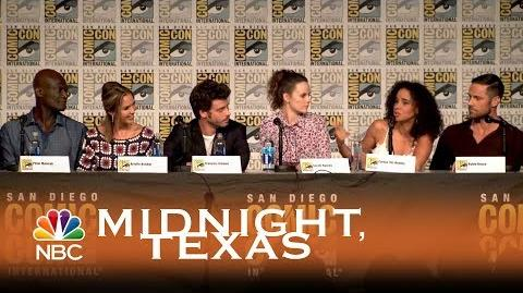 Midnight, Texas - Panel at Comic-Con 2017 (Digital Exclusive)