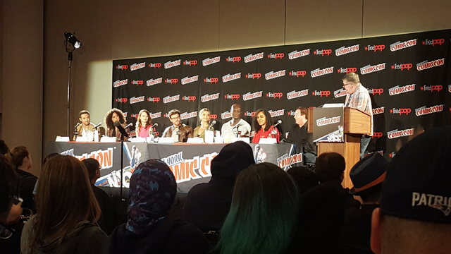 File:The cast of @NBCMidnightTX is ridiculously attractive. Also, the pilot was full of wicked fun. Thanks for the screening panel, -NYCC.png
