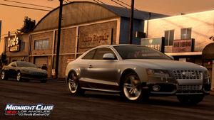 MCLA Audi S5