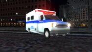 MC3 DUB Edition Ford E-350 Detroit Ambulance