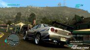 MCLA Nissan Skyline and Hollywood