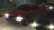 MCLA Chevrolet Silverado Traffic Car