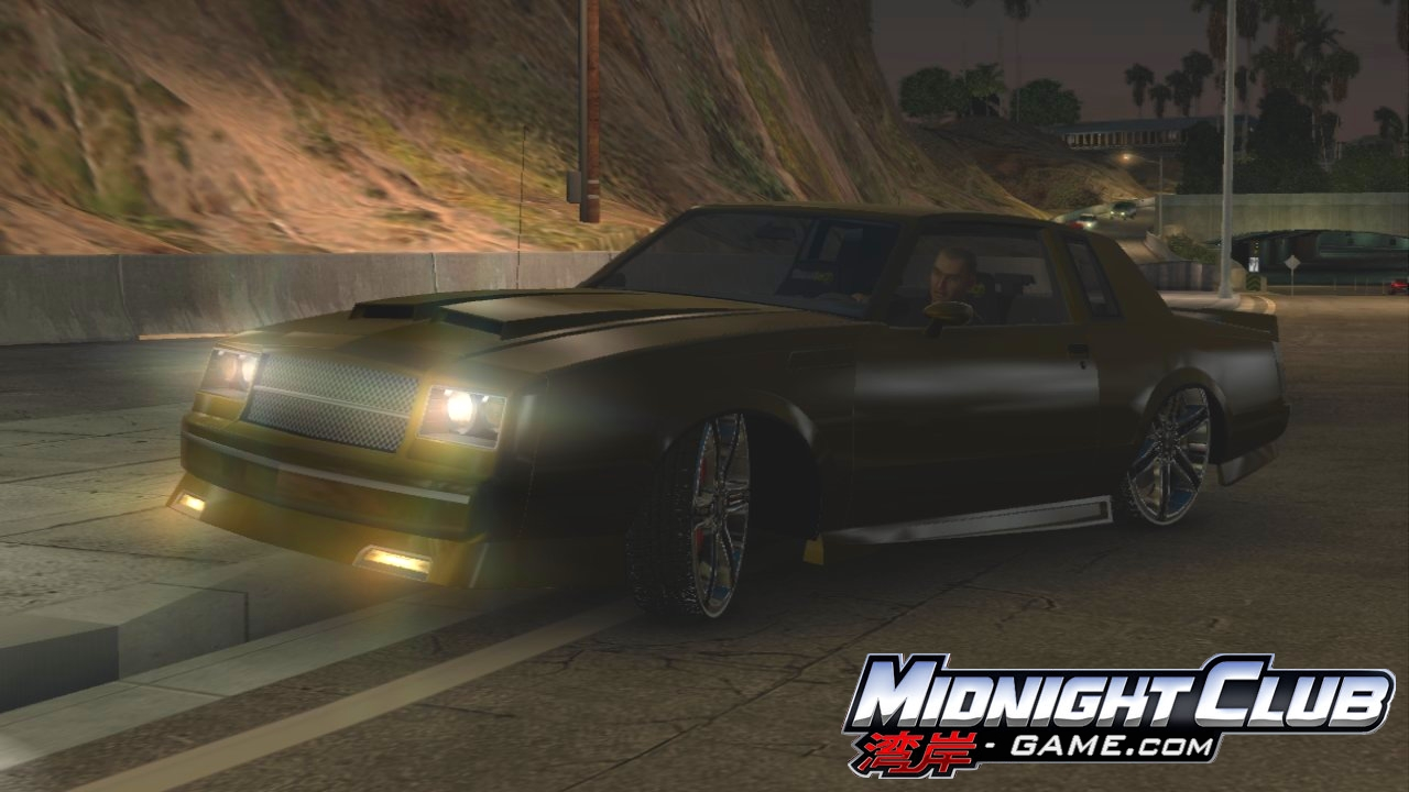 Buick Grand National | Midnight Club Wiki | FANDOM powered ...