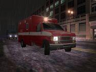 MC2 Ford E-350 Ambulance