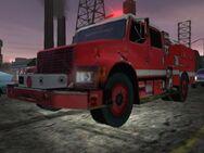 MC2 1988 International 4000-Series Fire Truck