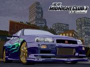 MC3 DUB Edition Nissan Skyline in Atlanta