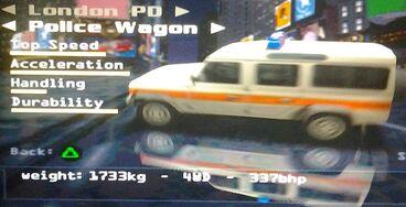 Police Wagon