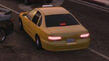 MCLA Chevrolet Impala SS Taxi Rear
