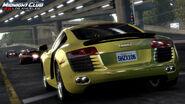 MCLA Audi R8 Rear 2