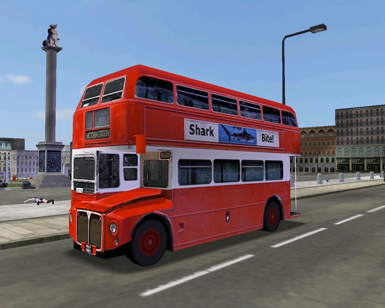 Double Decker Bus Midtown Madness 2 Wiki Fandom