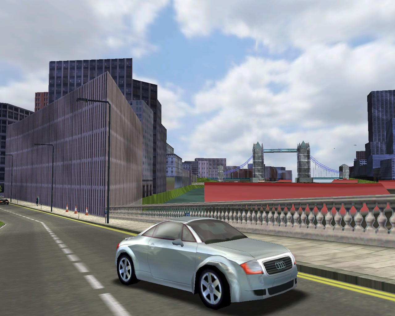 Audi Tt Midtown Madness 2 Wiki Fandom Powered By Wikia