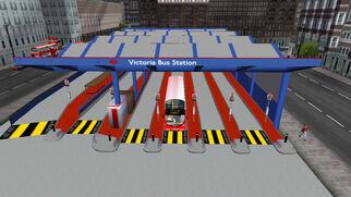 Victoria Bus Station