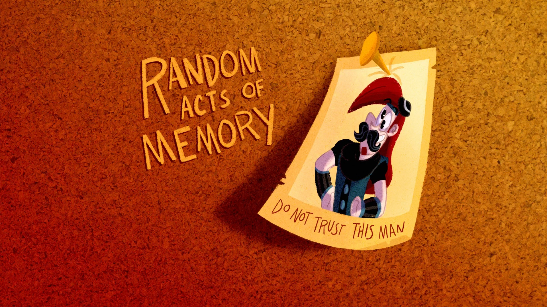 Random Acts of Memory Title Card