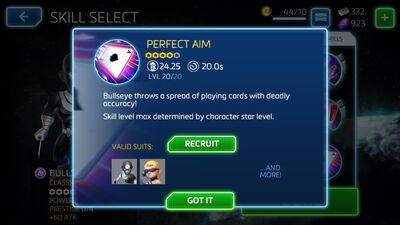 Perfect Aim