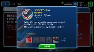 Spider Slam