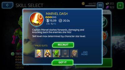 Marvel Dash