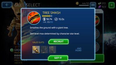 Tree Smash