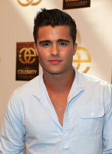 Spencer Boldman March 2015