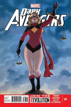 Dark Avengers Vol 1 187