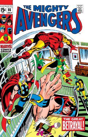 Avengers Vol 1 66