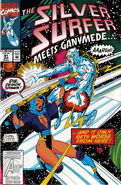 Silver Surfer Vol 3 81