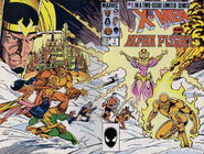 X-Men-Alpha Flight Vol 1 1