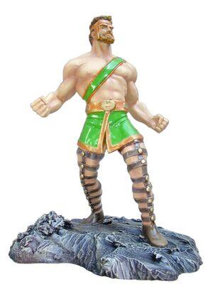 Merchandise-statue-hercules brazil-033004