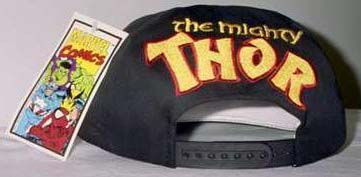Merchandise thorcap-back