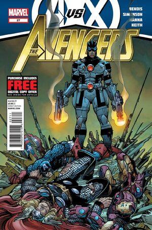 Avengers Vol 4 27