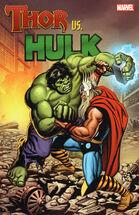 Thor vs. Hulk TPB Vol 1 1