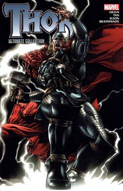 Thor by Kieron Gillen TPB Vol 1 1