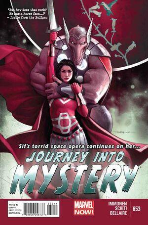 Journey Into Mystery Vol 1 653