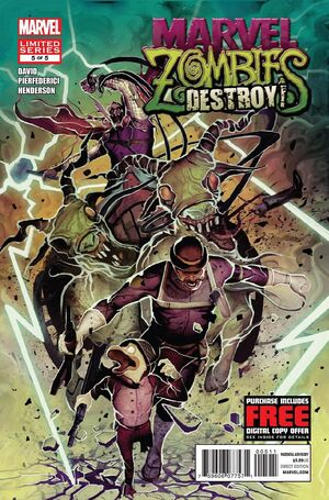 Marvel Zombies Destroy! Vol 1 5