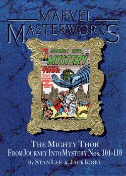Marvel Masterworks Thor Vol 1 2