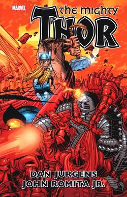 Thor by Dan Jurgens and John Romita Jr. TPB Vol 1 2