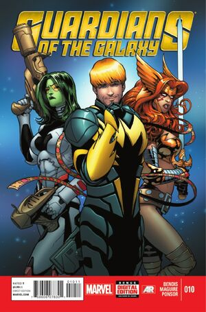 Guardians of the Galaxy Vol 3 10