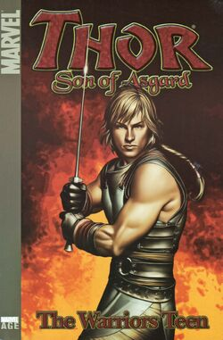 Thor Son of Asgard Digest Vol 1 1