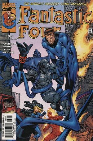 Fantastic Four Vol 3 39