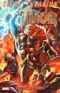 Secret Invasion Thor TPB Vol 1 1