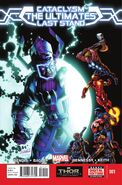 Cataclysm The Ultimates Last Stand Vol 1 1