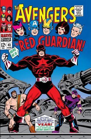 Avengers Vol 1 43