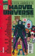 Official Handbook of the Marvel Universe Master Edition Vol 1 36