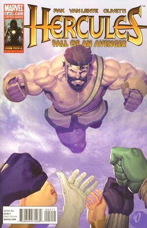 Hercules Fall of An Avenger Vol 1 2