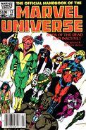 Official Handbook of the Marvel Universe Vol 1 13